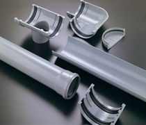 150mm Industrial Gutter
