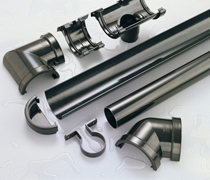 Standard Gutters & Downpipes