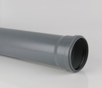 160mm Round Downpipe