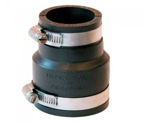 Reduced Plumbing Couplings
