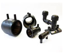 Electrofusion Gas and water Fittings