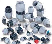 Plasson Water Fittings