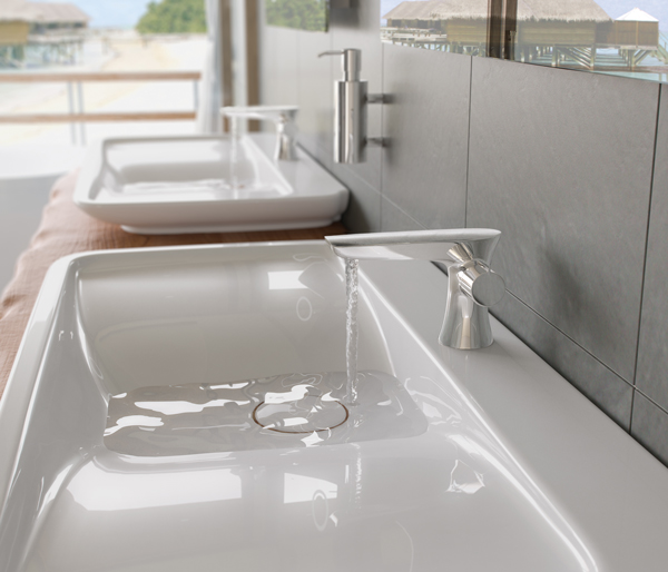 Altitude Bathroom Tap Collection From £210.00
