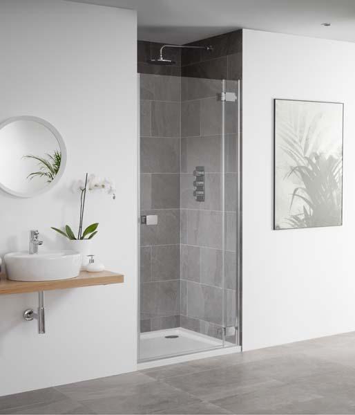 Barbados Hinged Shower Doors