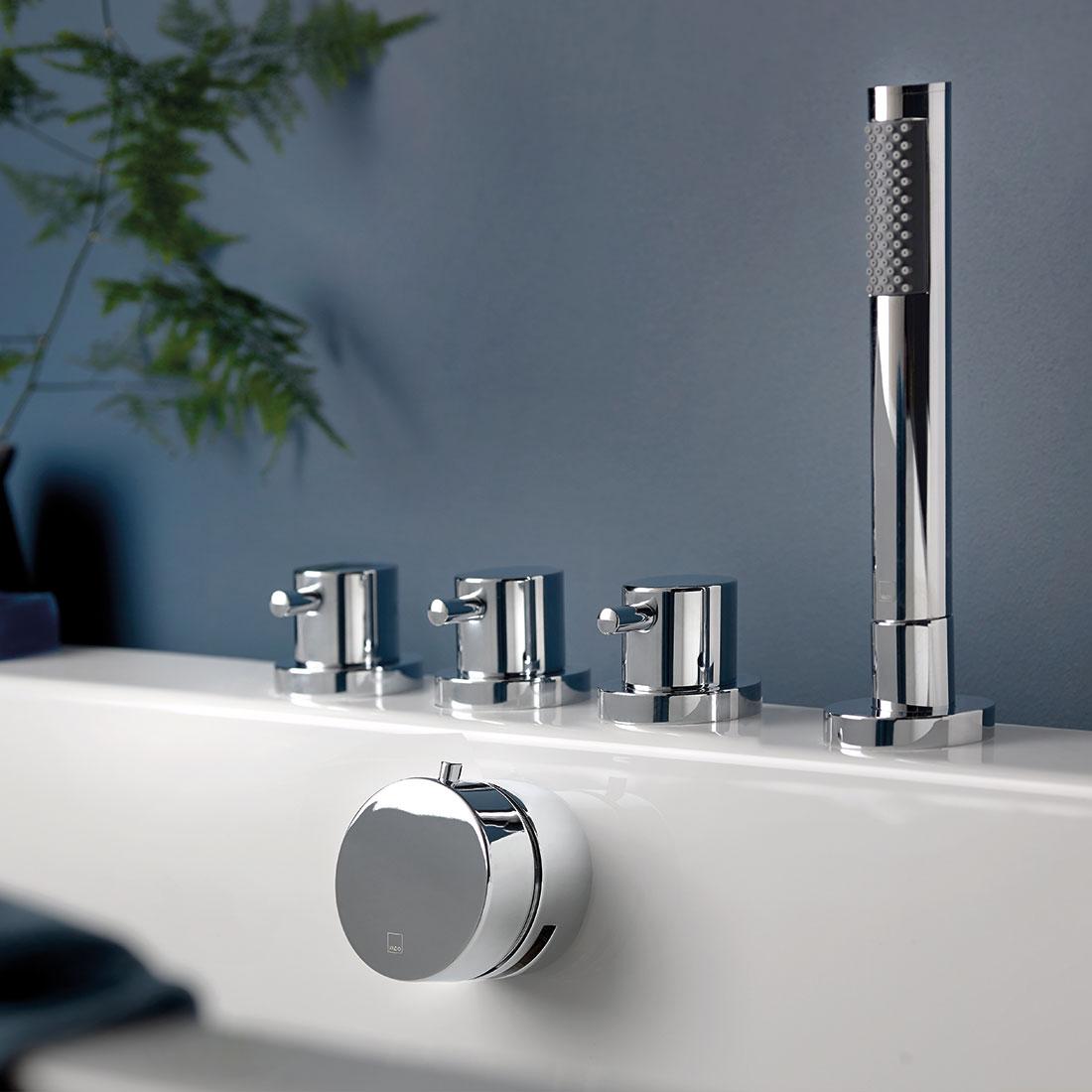 Bath Fillers & Mixers