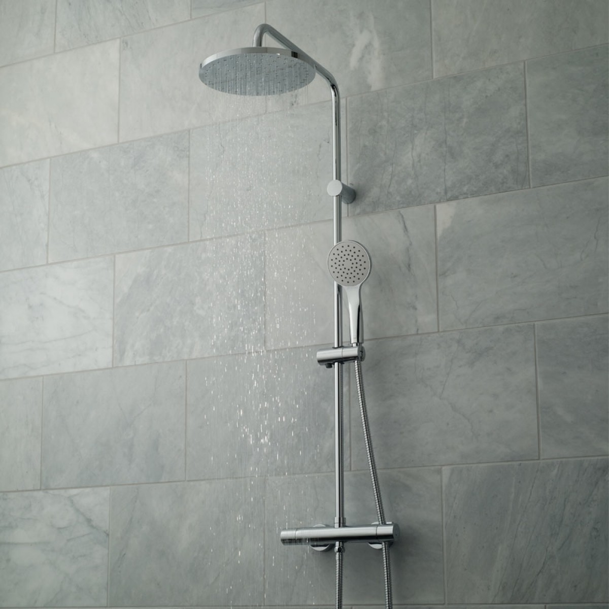 Exposed Shower Valve Kits