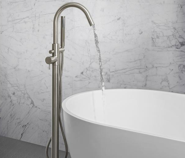 Floor Standing Bath Mixers