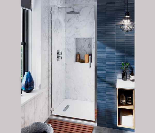Infinity Shower Doors Enclosures & Walk-In Showers