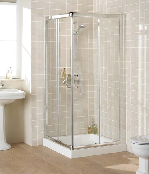 Lakes Classic Corner Entry Shower Enclosures