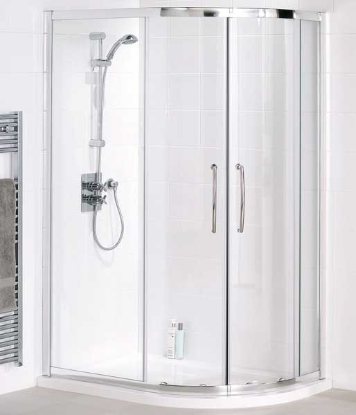 Easy Fit Quadrant Shower Enclosures