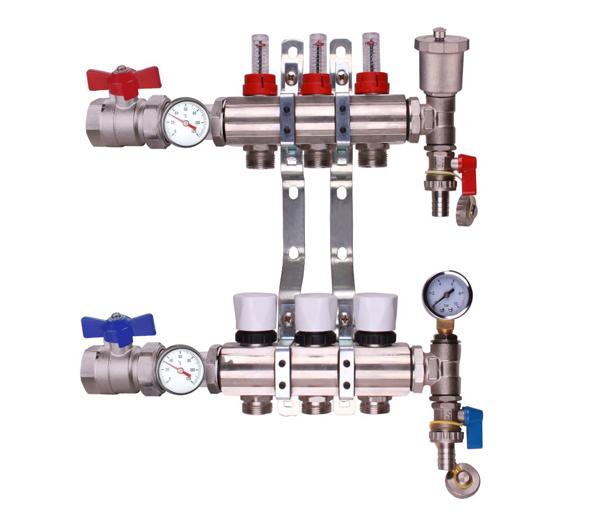Keyplumb Manifolds