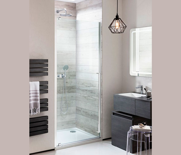 Pier Shower Doors & Walk-in Showers