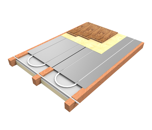 Keyplumb Spreader System