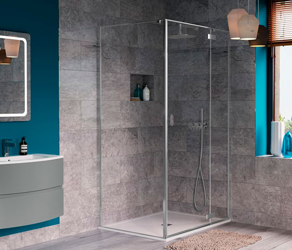 Svelte Shower Doors & Quadrant Showers
