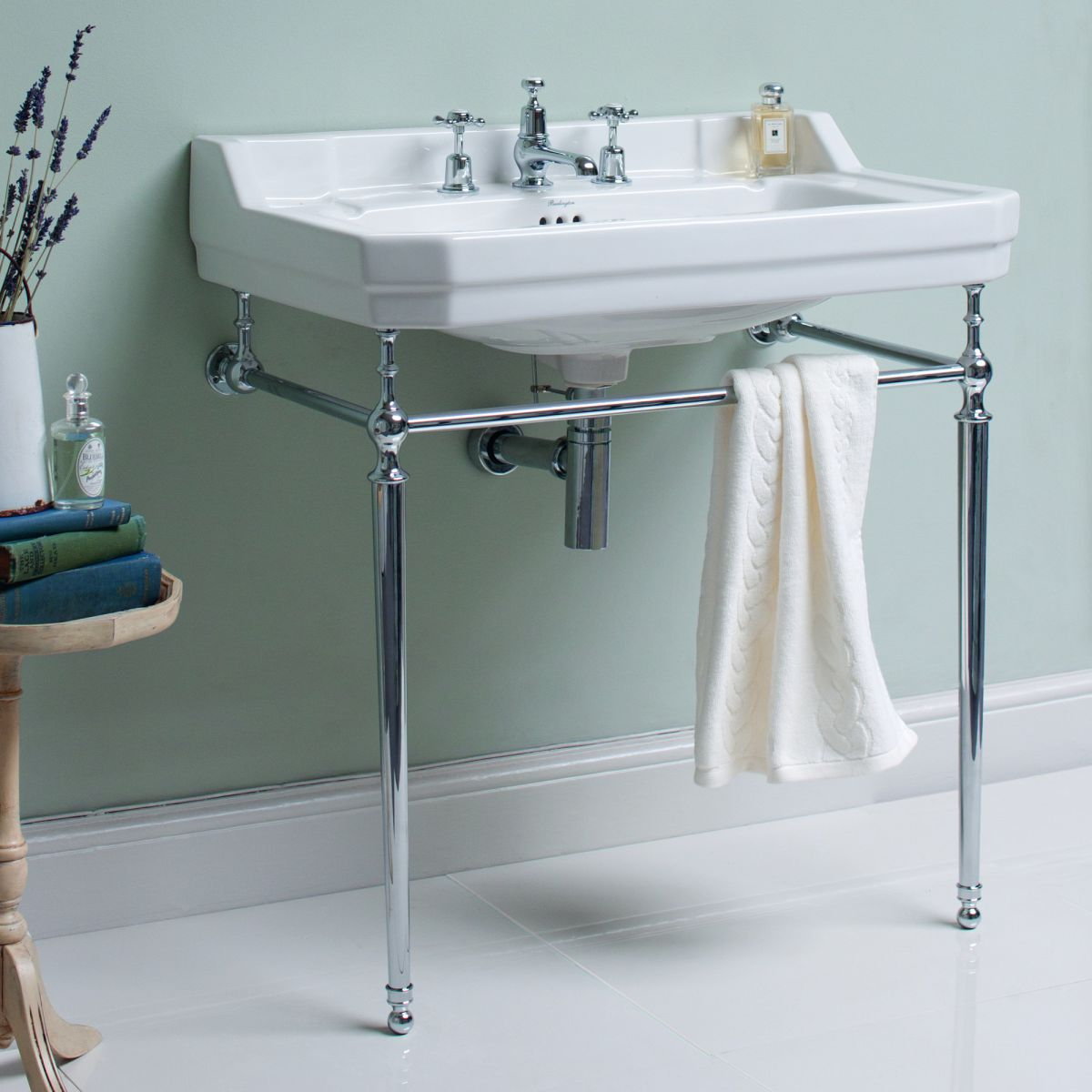 Washstands Basins