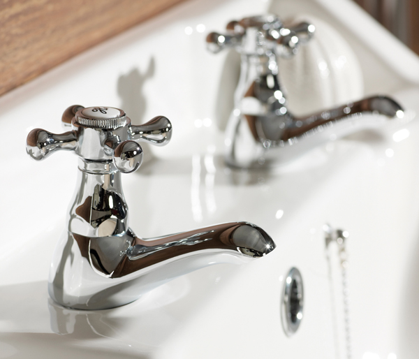 Basin & Bath Pillar Taps