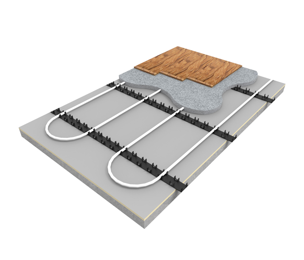 Keyplumb Clip-Rail & Screed Panel Systems