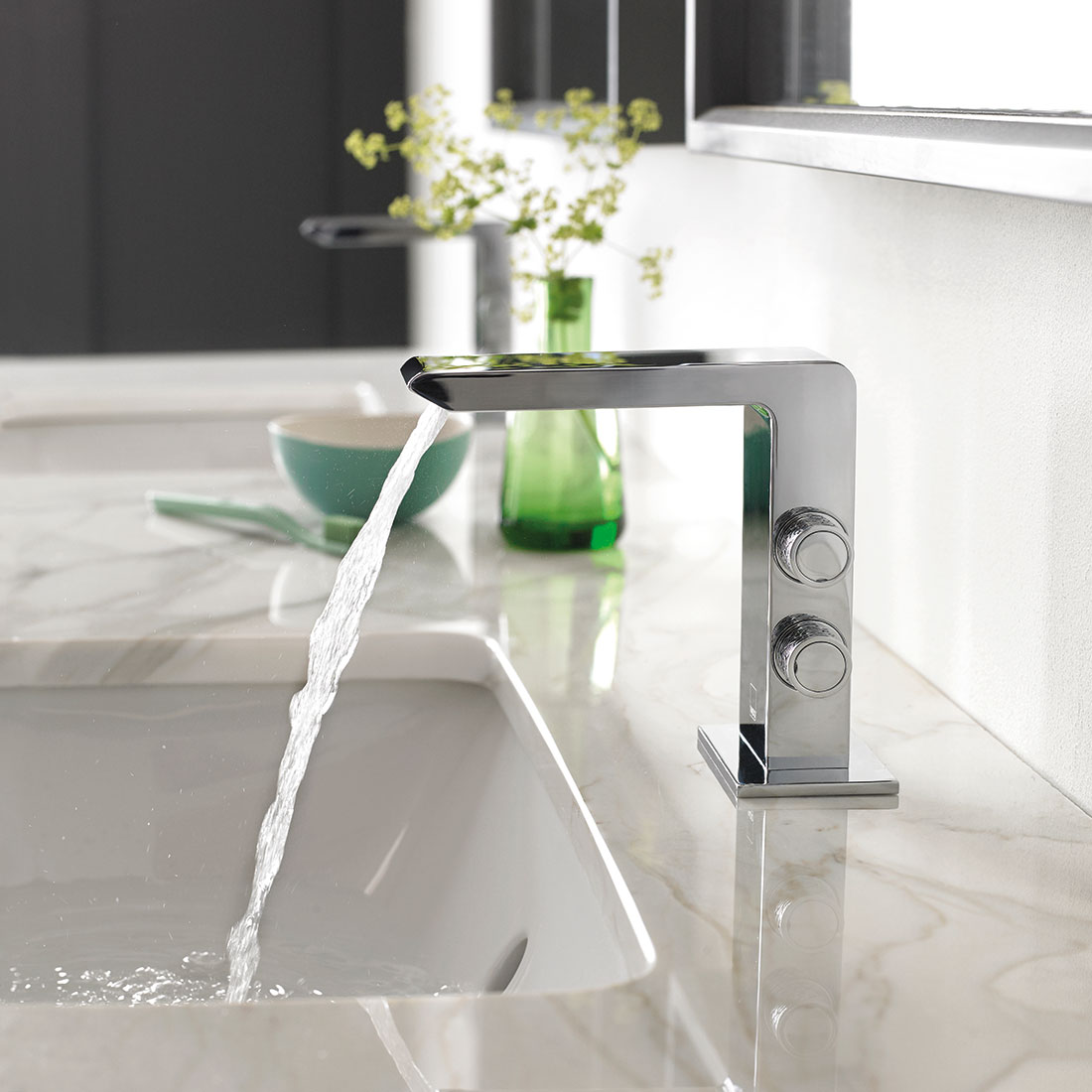 Omika Bathroom Tap Collections From £199.50