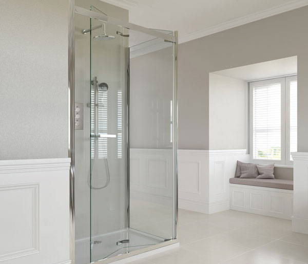 SP481 Bifold Shower Enclosures