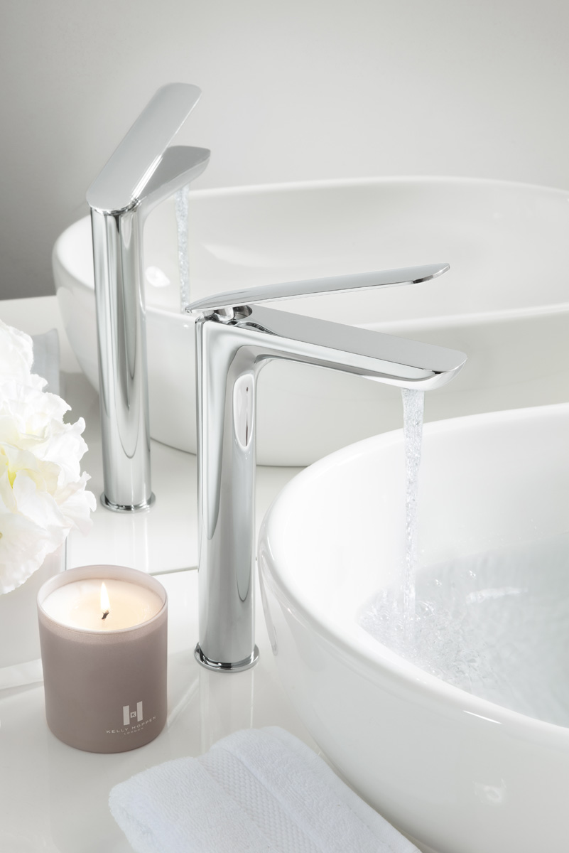 Tall Basin Mixers