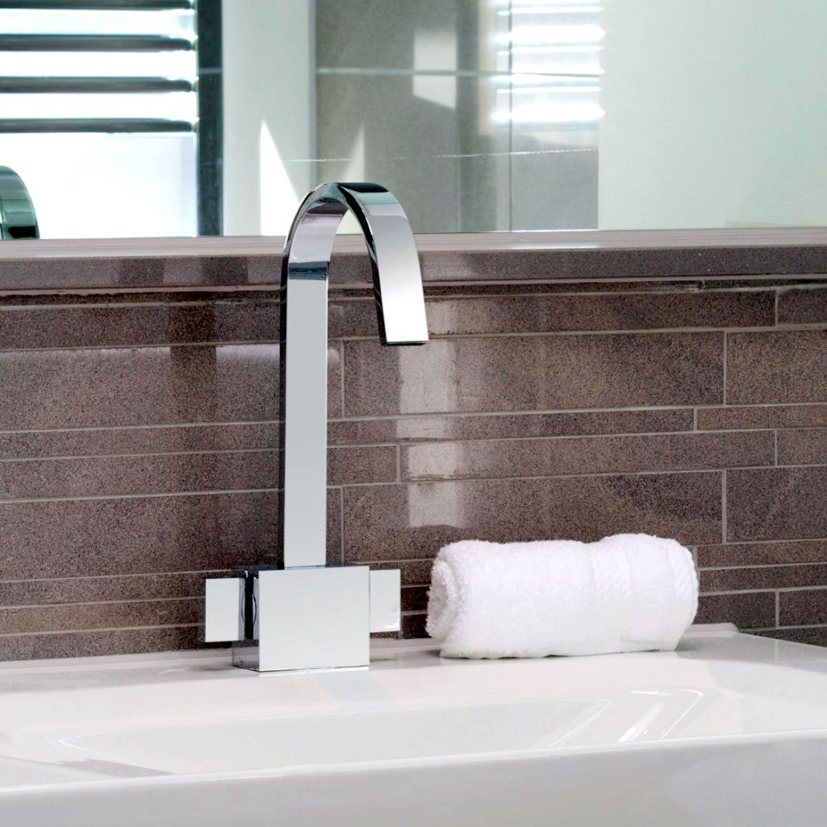 Geo Bathroom Tap Collection From £171.50