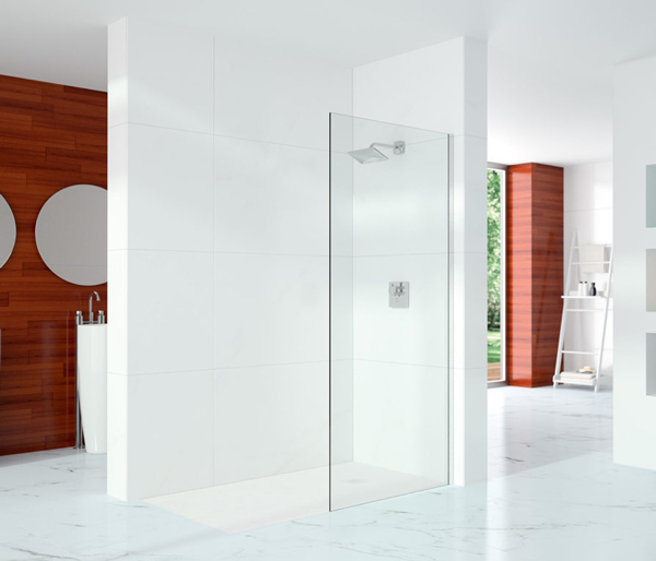 Merlyn 10 Wetroom Screen 800mm
