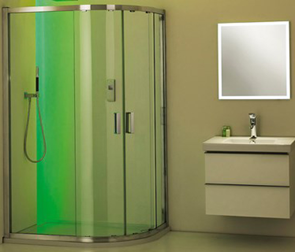 Skyline Offset Quadrant Shower 1200x900mm