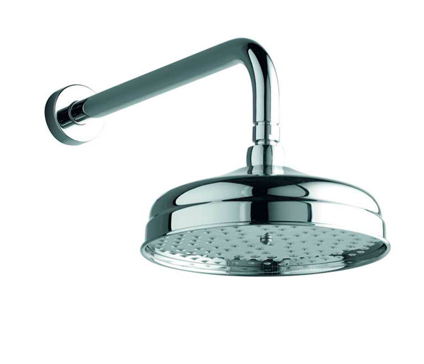Dunbar Traditional Fixed Head and Arm 200mm