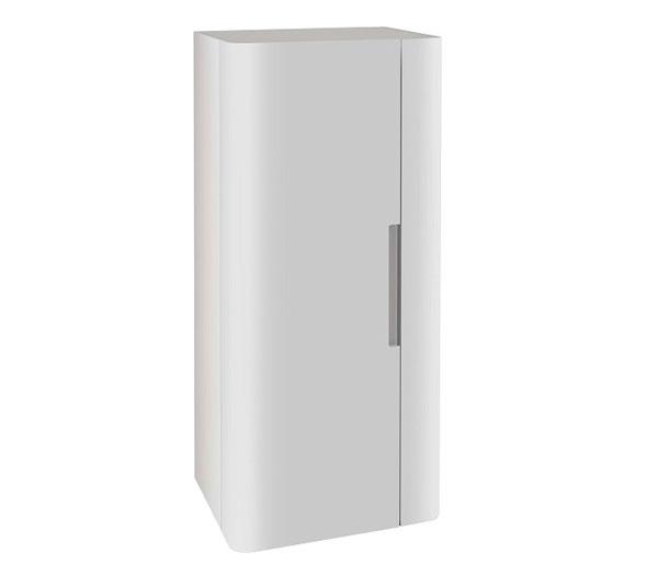 Cara Tall Storage Unit White Gloss