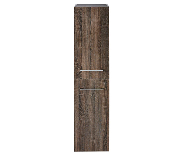 Lomond Tall Storage Unit Truffle Oak
