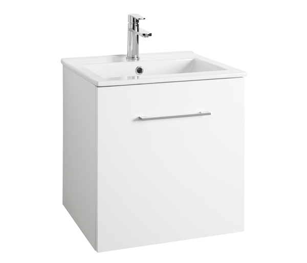 Lomond 1 Drawer Basin & Unit 500x450