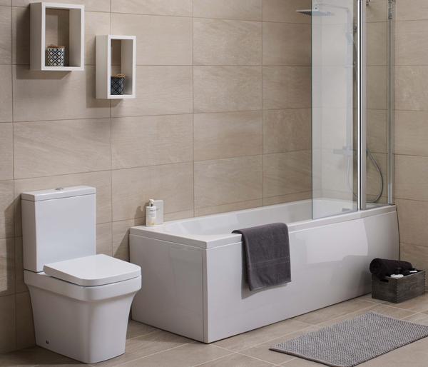 Iona Close Coupled Toilet + Seat