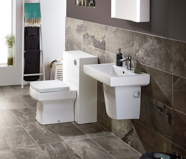 Skye Basin with Semi Pedestal 560x445mm