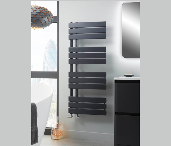 Kenmore Towel Rail 500x1200 Anthracite