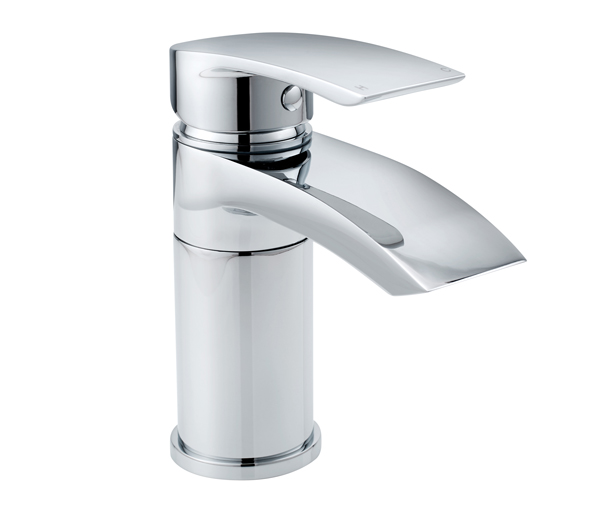 Coll Swivel Basin Mixer + Waste