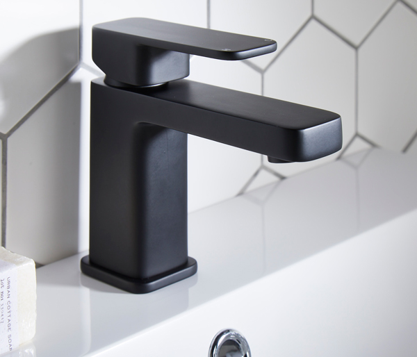 Fife Mono Basin Mixer Tap + Waste