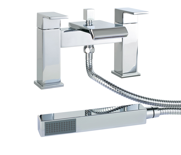 Moray Bath Shower Mixer Chrome