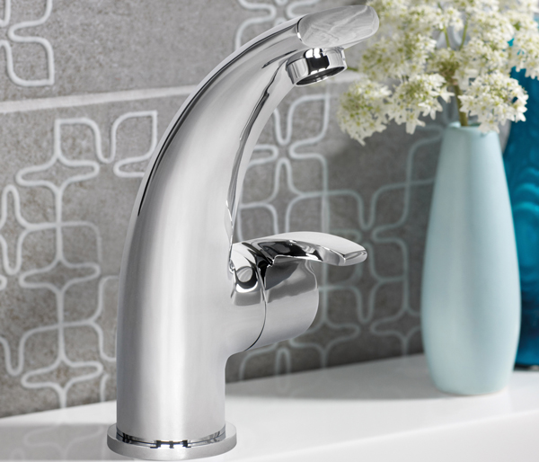 Selkirk Mono Basin Mixer Taps Chrome