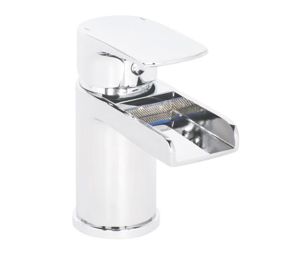 Alford Mini Mono Basin Mixer Tap + Waste