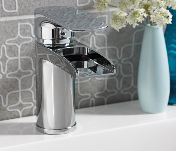 Alford Mono Basin Mixer Tap + Waste