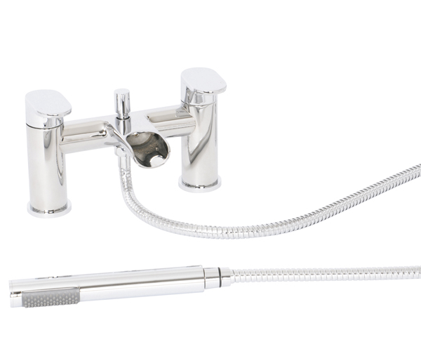 Athol Bath Shower Mixer Chrome