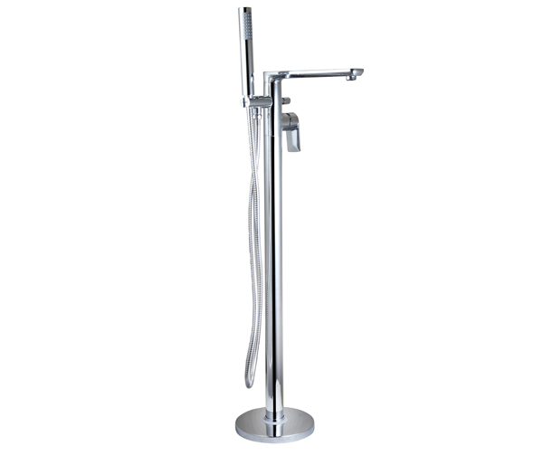 Rona Floor Standing Bath Shower Mixer