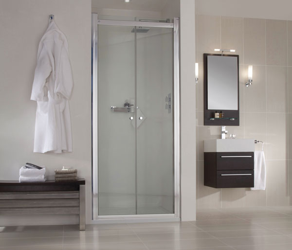 Aqata SP462  900 Hinged Double Door