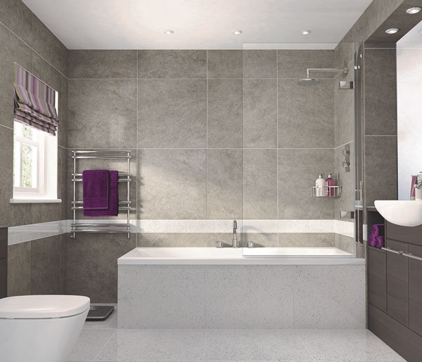 Aqata SP495 Single Panel Bath Screen LHF