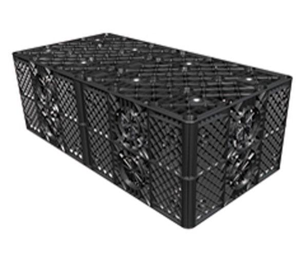 Storm & Soakaway Crate - 0.25/Cubic Metre 55T