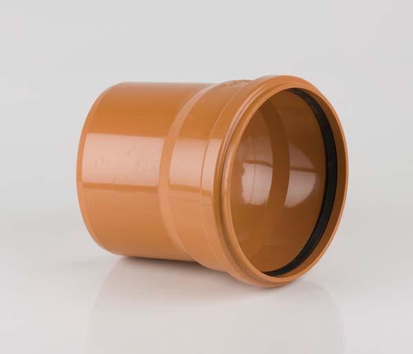 Sewer 400mm Single Socket 15\' Bend