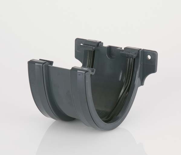 Deepstyle 115mm Gutter Anthracite Union