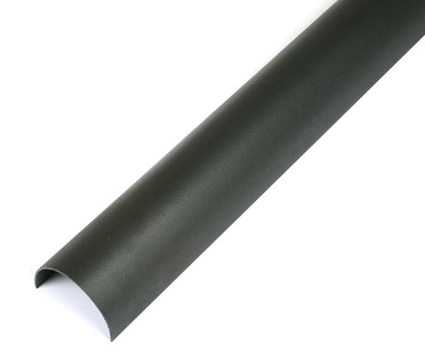 Cascade Deepstyle Gutter 4m Length Black