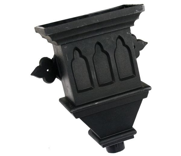 Gothic Hopper Black