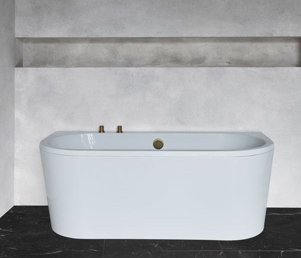 Saturn Freestanding Bath 1690x810mm